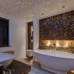 Badkamer sterren hemel